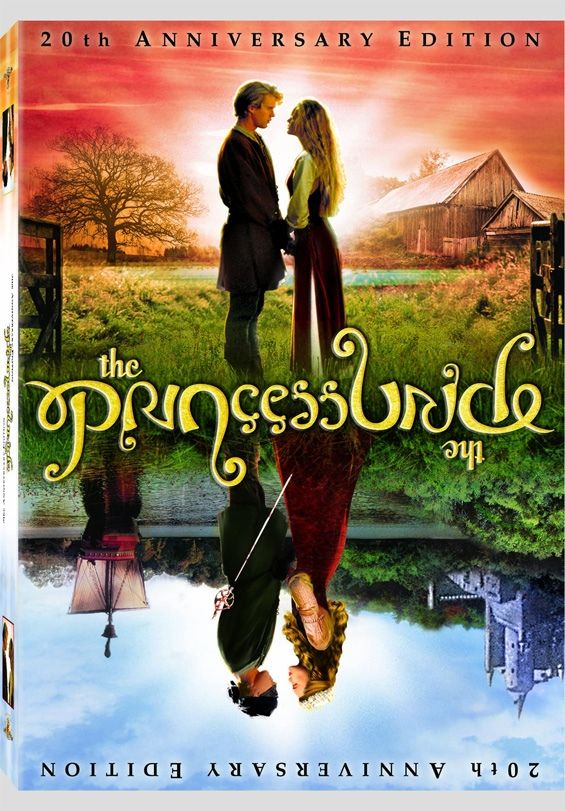 The Princess Bride - CED cover