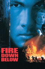 Fire Down Below -  cover