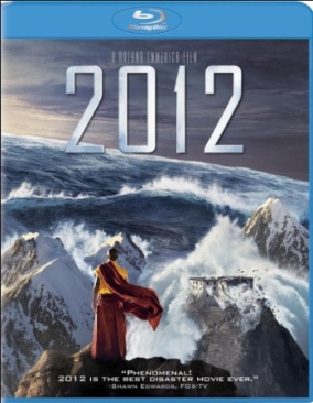 2012 - Blu-ray cover
