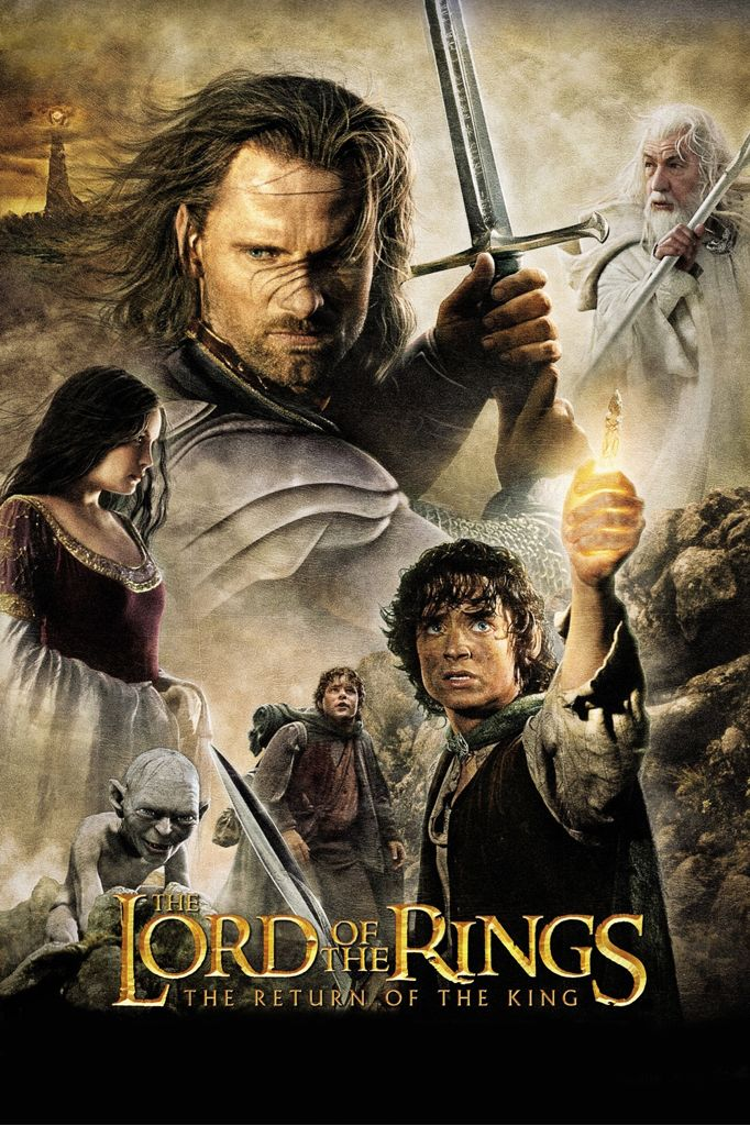The Lord of the Rings: The Return of the King - Digital Copy cover