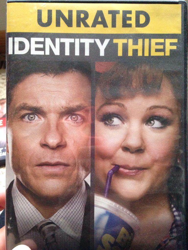 Identity Thief -  cover