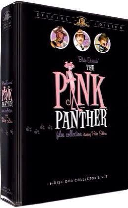 The Pink Panther Film Collection -  cover