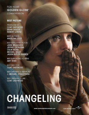 Changeling -  cover