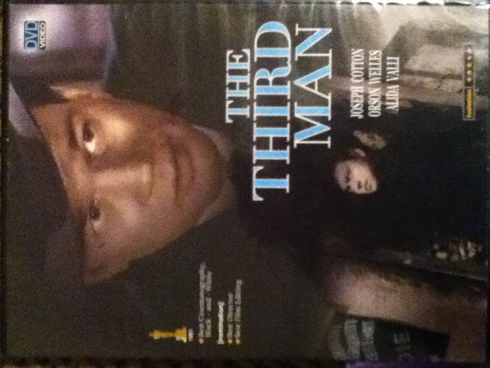 The Third Man -  cover