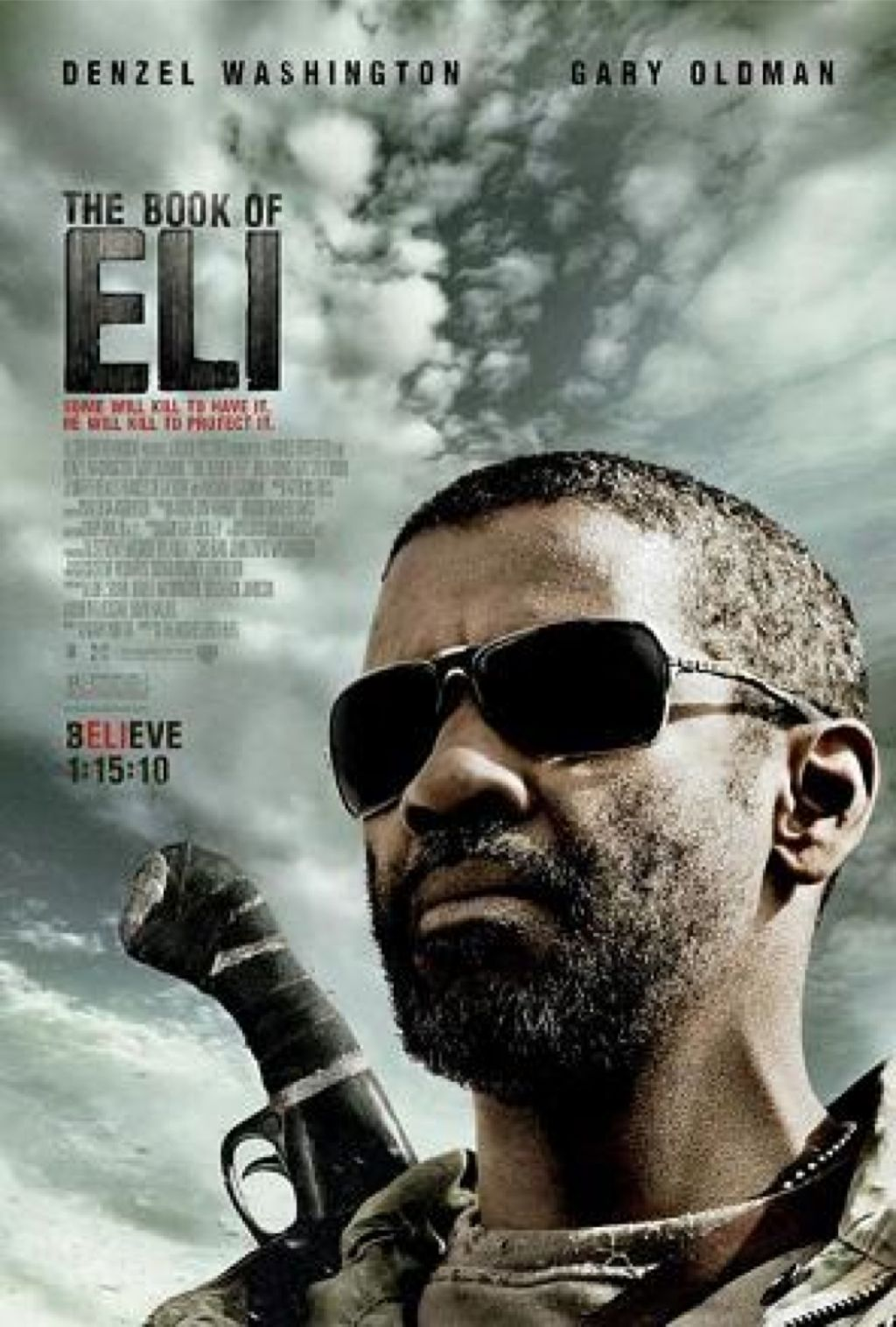 an analysis of biblical themes in the movie the book of eli