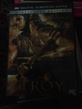 Troy - DVD cover