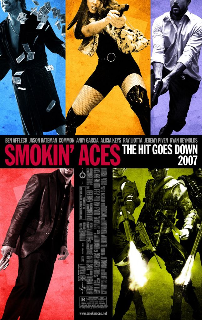Smokin' Aces -  cover