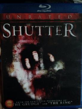 Shutter - Blu-ray cover