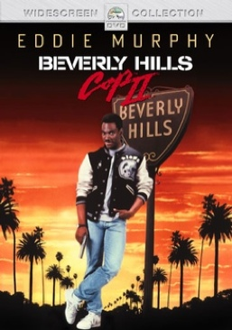 Beverly Hills Cop (2) - DVD cover