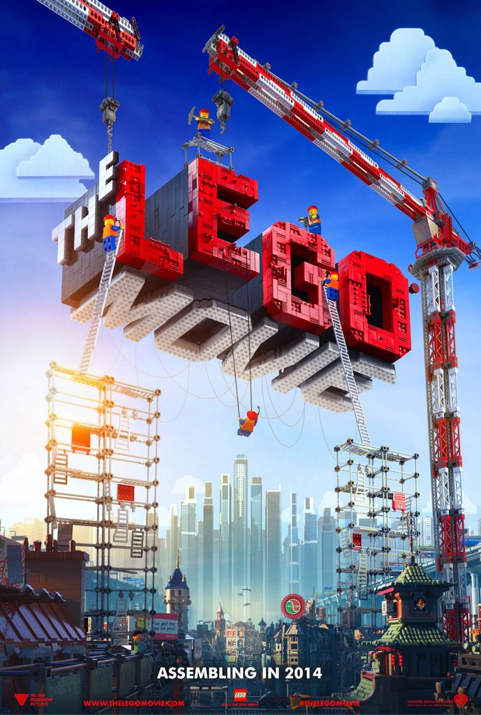 The Lego movie -  cover