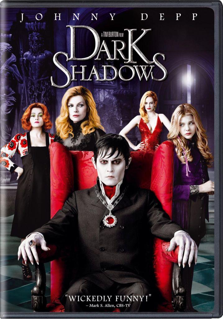 Dark Shadows -  cover