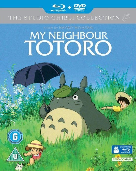 My Neighbour Totoro -  cover