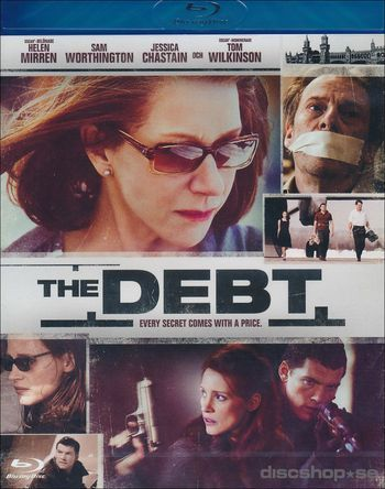The Debt -  cover