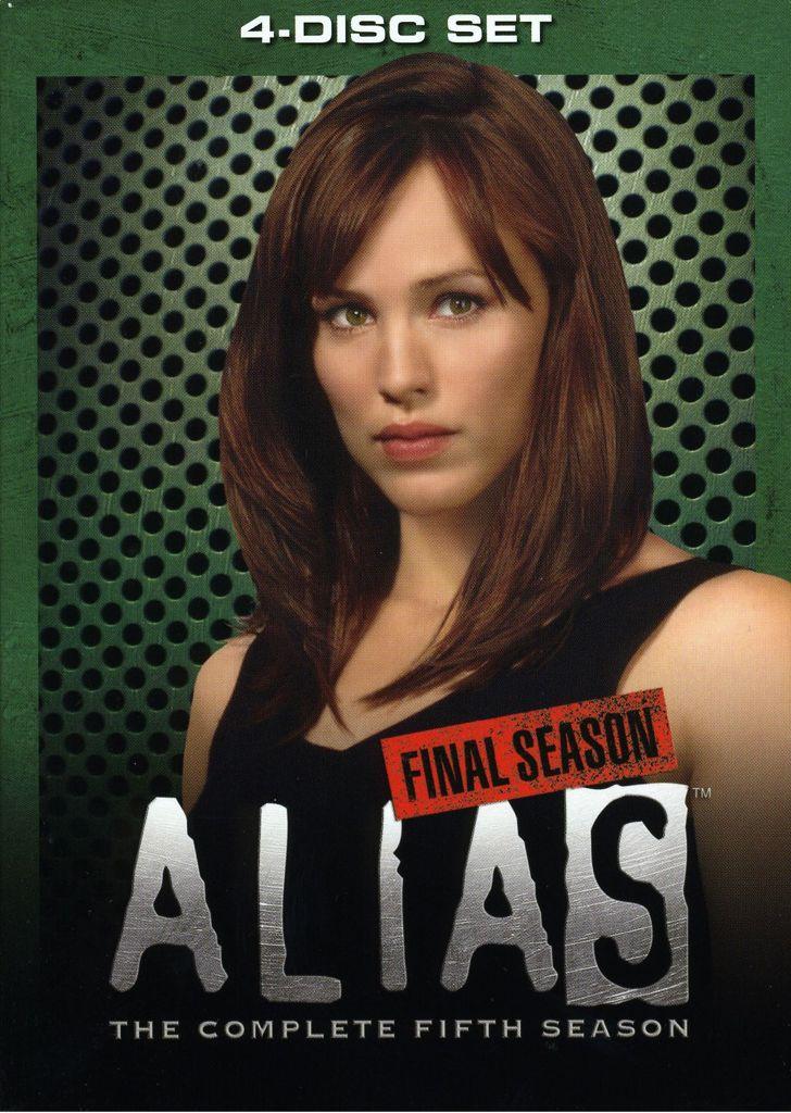 Alias -  cover