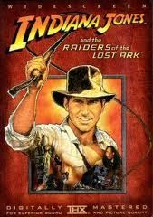 Indiana Jones And The Raiders Of The Lost Ark - DVD cover