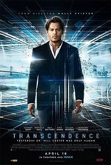 Transcendence - Digital Copy cover