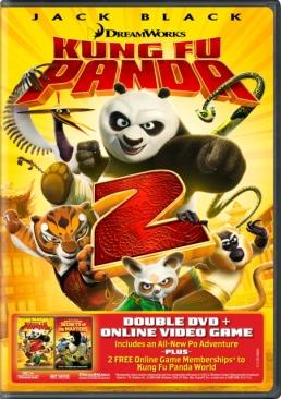Kung Fu Panda 2 - Digital Copy cover