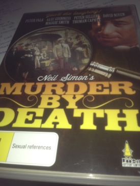 Murder by Death - DVD cover