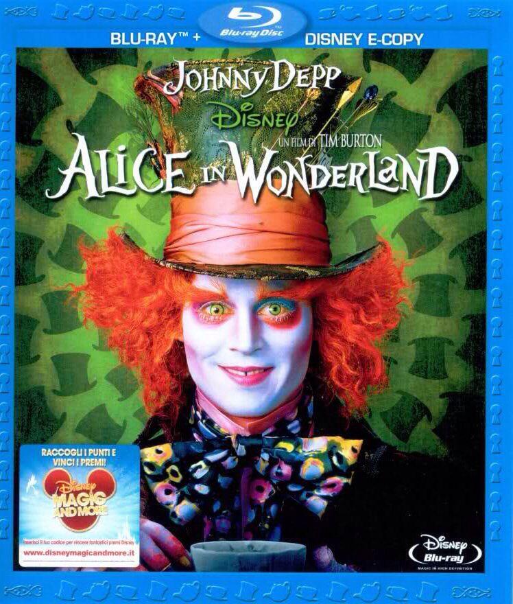 Alice in Wonderland -  cover