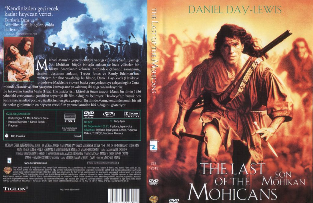 an analysis of the films last of the mohicans mary silmans war and glory Last of the mohicans occupies a strange place in american culture—it's been made into well-respected and serious hollywood films indian war, and my.