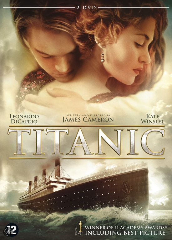 Titanic double sided movie poster