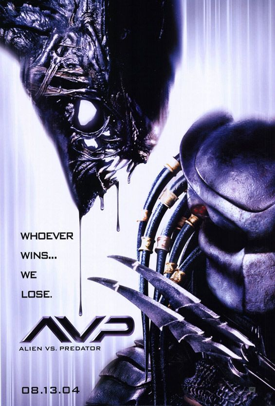 Alien Vs Predator -  cover