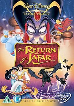 Aladdin: The Return of Jafar - Digital Copy cover