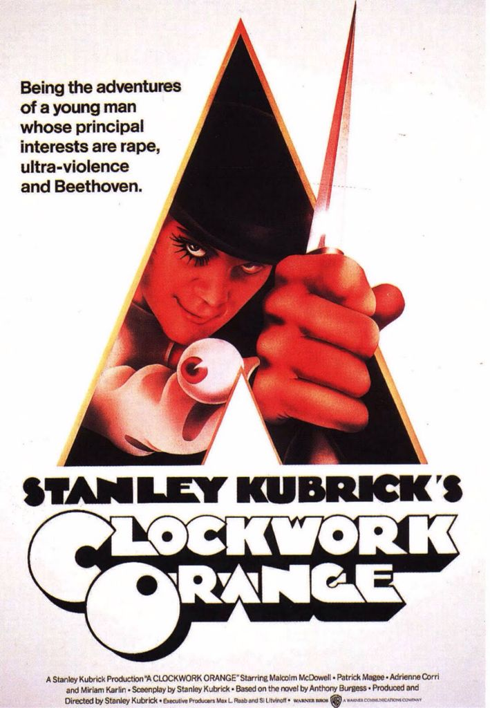A Clockwork Orange - DVD cover