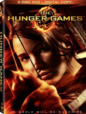 Hunger Games - DVD cover