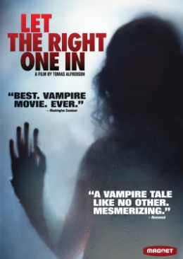 Let the Right One In - Digital Copy cover