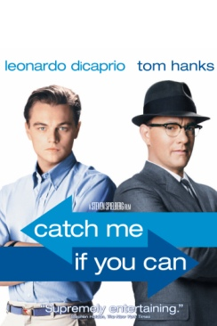 Catch Me If You Can - Digital Copy cover