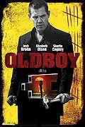 Oldboy - Blu-ray cover