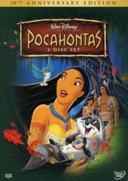 Pocahontas - CED cover