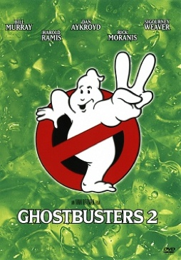 Ghostbusters 2 - Digital Copy cover