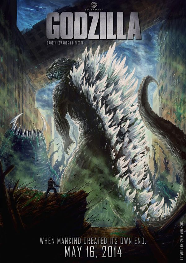 Godzilla - Digital Copy cover