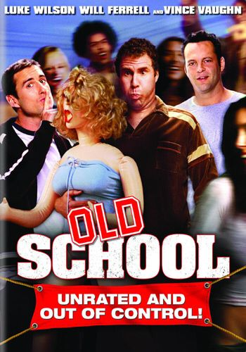 Old School - Digital Copy cover