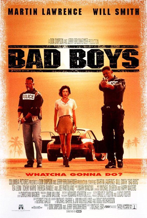 Bad Boys - Digital Copy cover