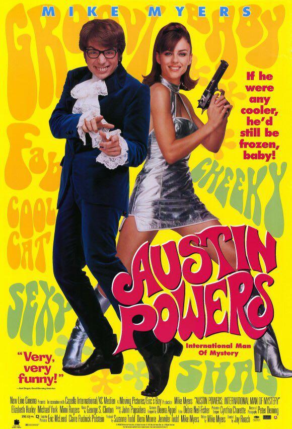 Austin Powers  Wikipedia