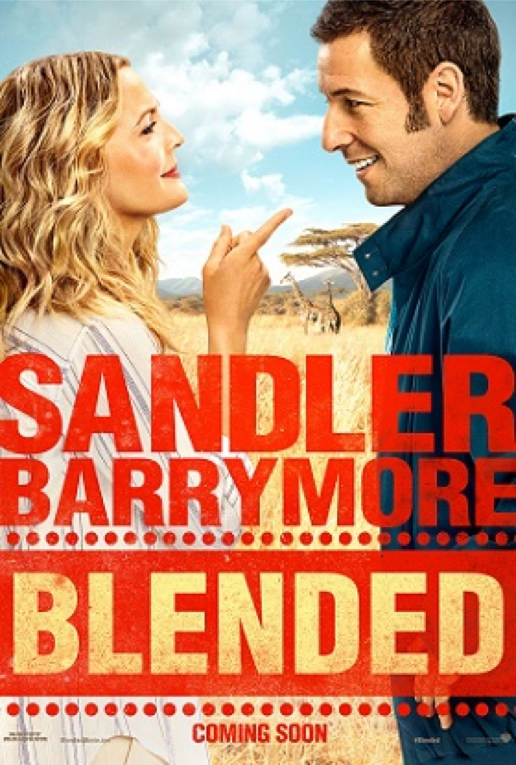 Blended - HD DVD cover
