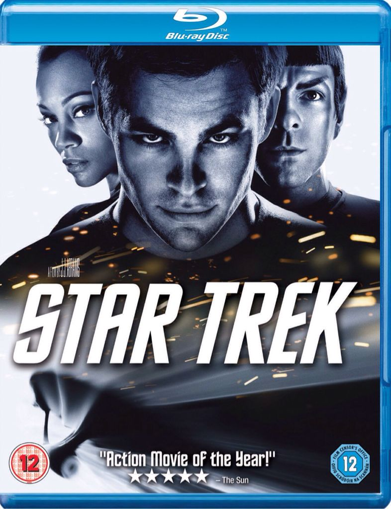 Star Trek (2009) -  cover