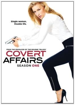 Covert Affairs - Digital Copy cover