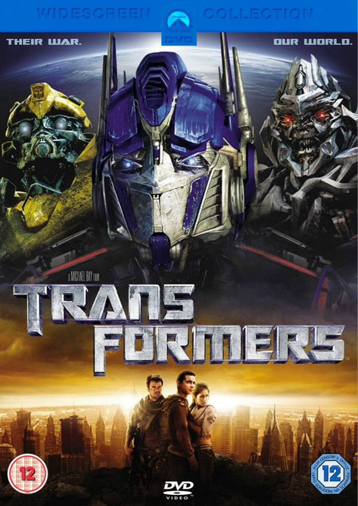 Transformers -  cover