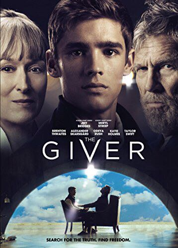 The Giver -  cover