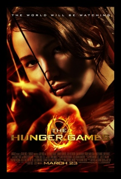 The Hunger Games - DVD cover