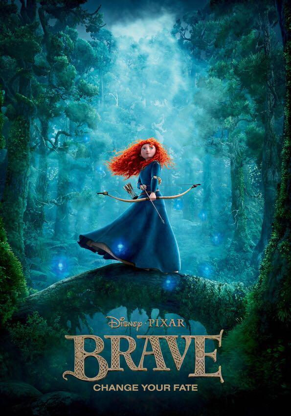 Brave -  cover