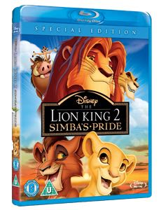 The Lion King 2: Simba's Pride -  cover