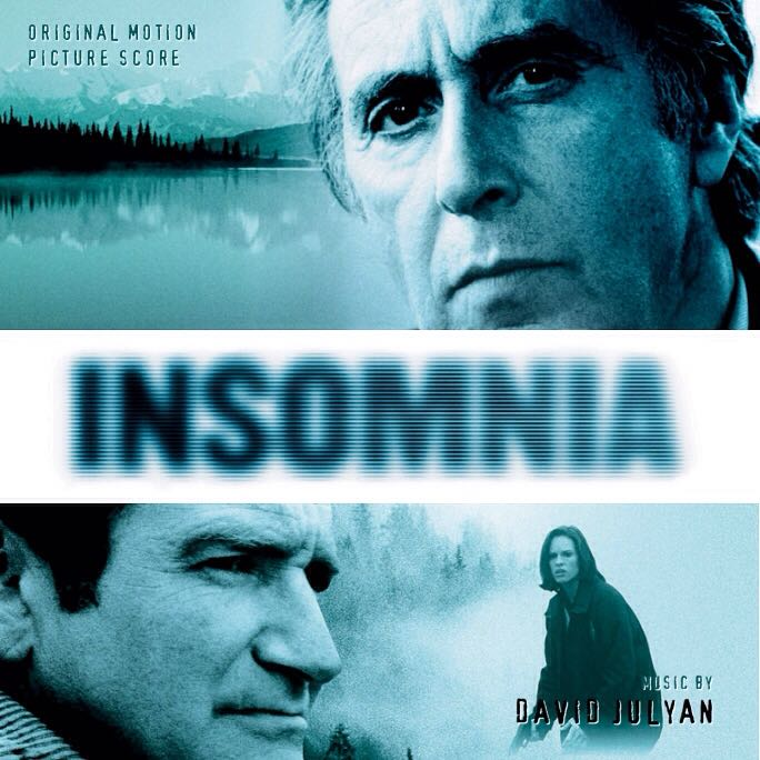 Insomnia - DVD cover