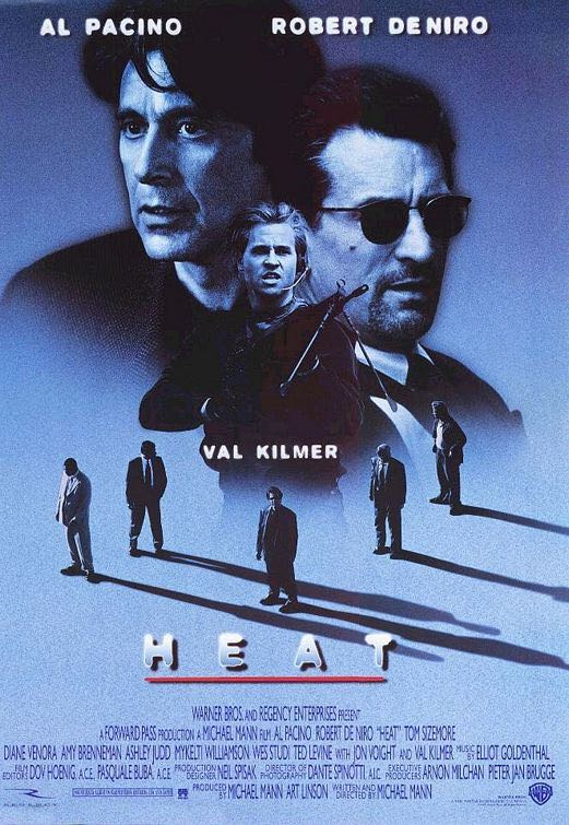 Heat - CED cover