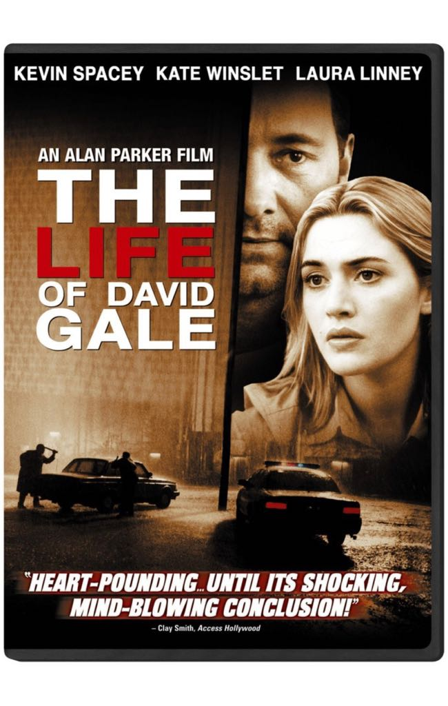 The Life of David Gale Movie Review 2003  Roger Ebert