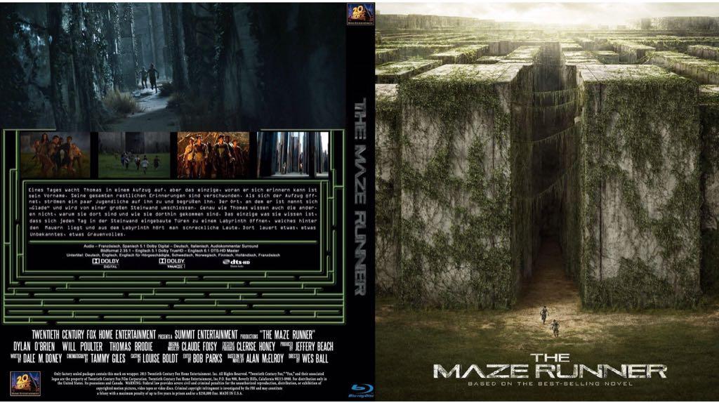 The Maze Runner (Book 1) Download Free (EPUB, PDF